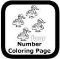 number coloring pages 00