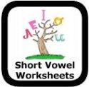 short vowel worksheets 00