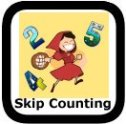 skip counting 00
