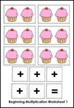 math multiplication worksheets 1