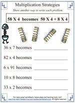 math multiplication worksheets 2