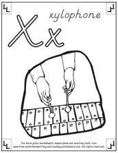 x letter 4