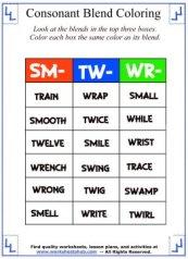 consonant blend 6