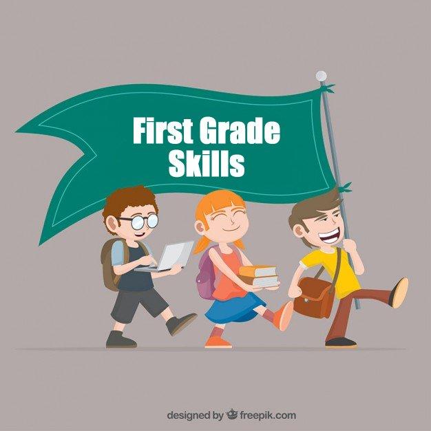 1st grade skills