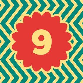 skip counting nines 7