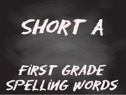 spelling word lists 7