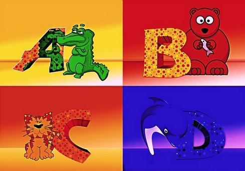 alphabet games