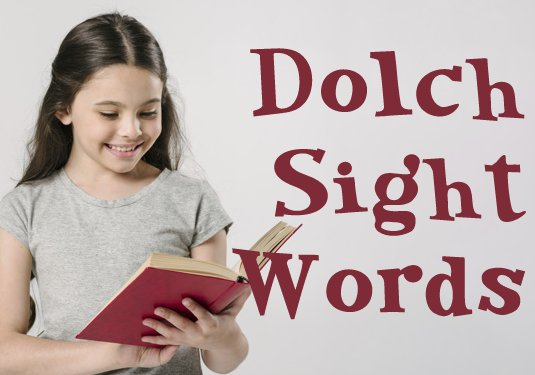 dolch sight words