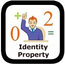 identity property lesson