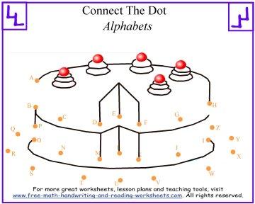 alphabet dot to dot 3