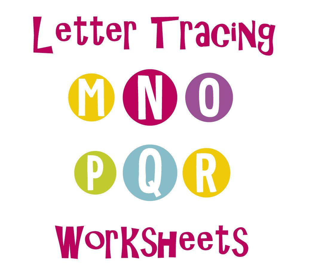 alphabet tracing worksheets 7