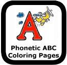 alphabet coloring 00