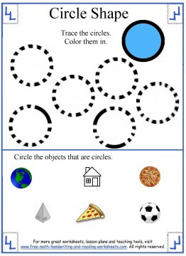 circle shape 1