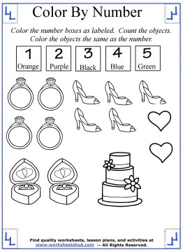 color by number 6