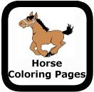 horse coloring pages 00