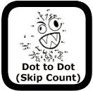 connect the dots by skip counting