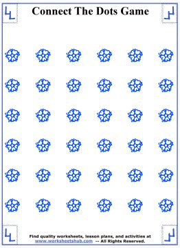 connect the dots game 6