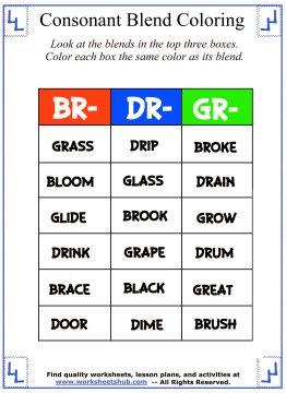 consonant blend 1