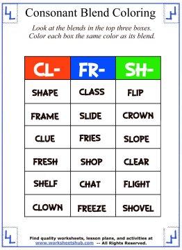 consonant blend 5
