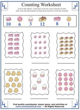 counting activity 1