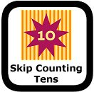 counting by tens 00