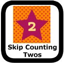 counting by twos 00