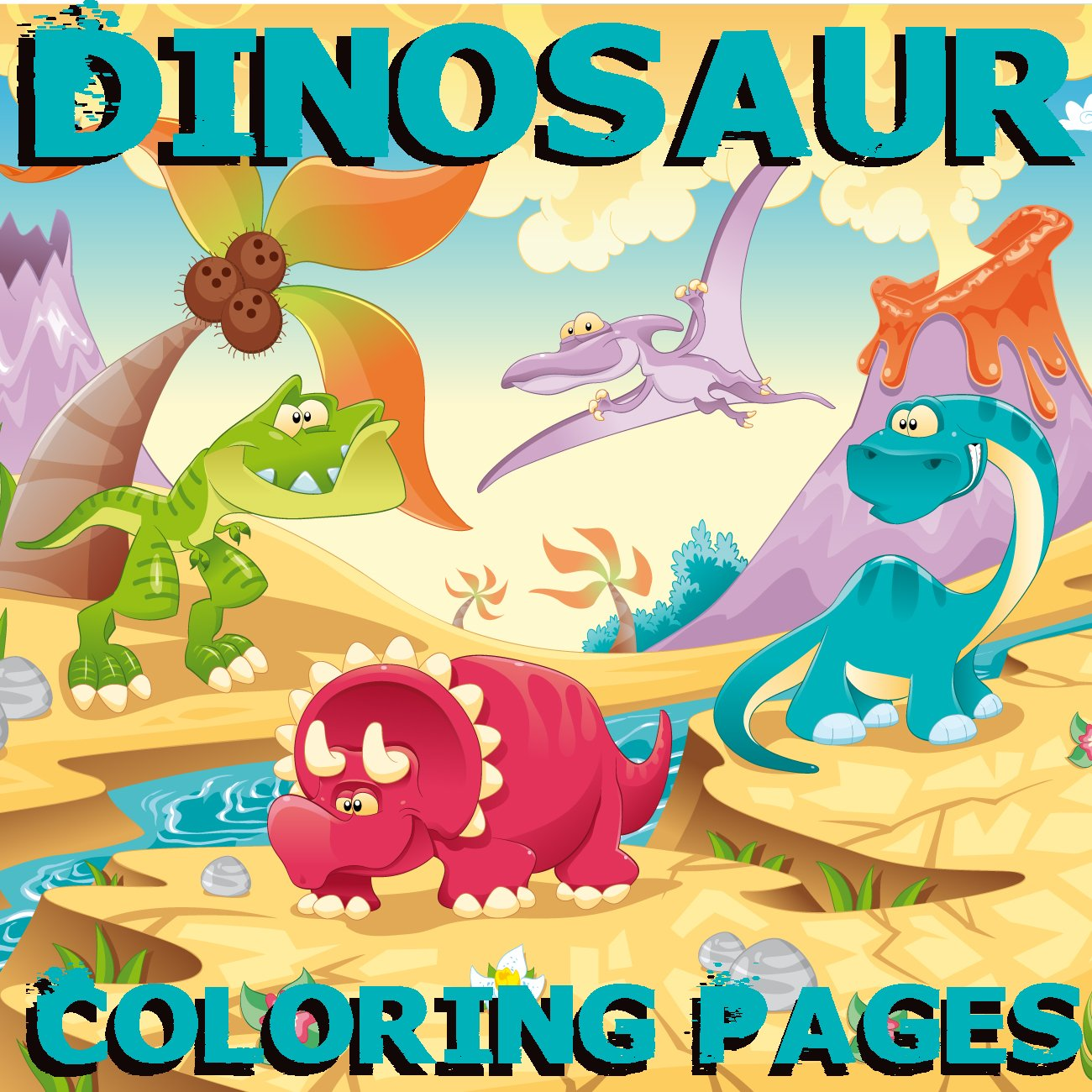Creation dinosaur coloring pages - Creation Dinosaur Coloring Pages 14