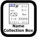 first grade name collection worksheets
