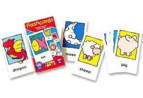 educational flashcards