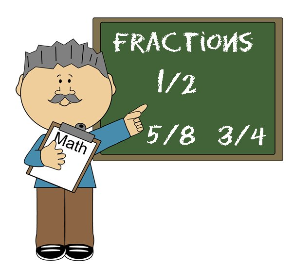 Fraction WorksheetsOnline Math Lessons – Working with Fractions Worksheets