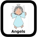 christmas angel coloring pages 00