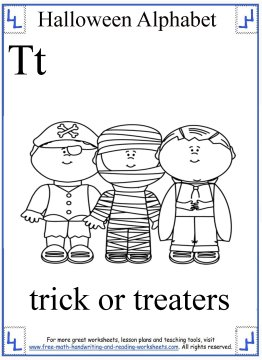 free halloween coloring pages 4
