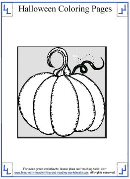 halloween coloring pages 13