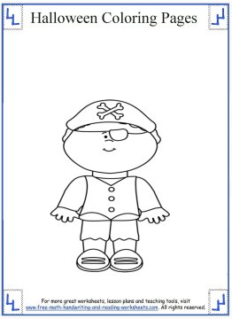 halloween coloring pages 5