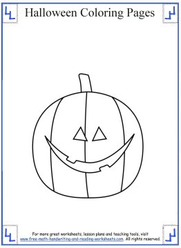 halloween coloring pages 6