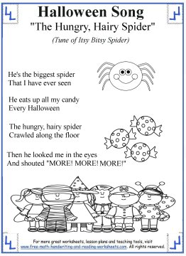 halloween songs for kids 1
