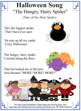 halloween songs for kids 2