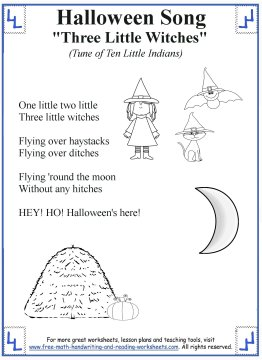halloween songs for kids 3
