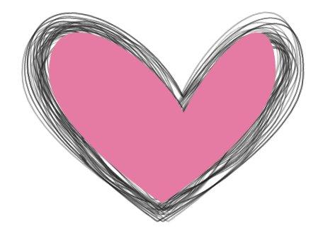 heart shapes 1