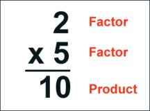 how to do multiplication - vertical