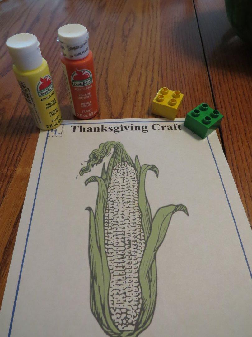 kids thanksgiving crafts 2