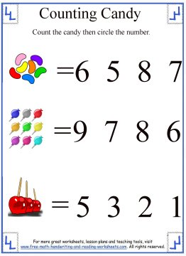learn to count 6