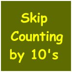 learning multiplication by tens