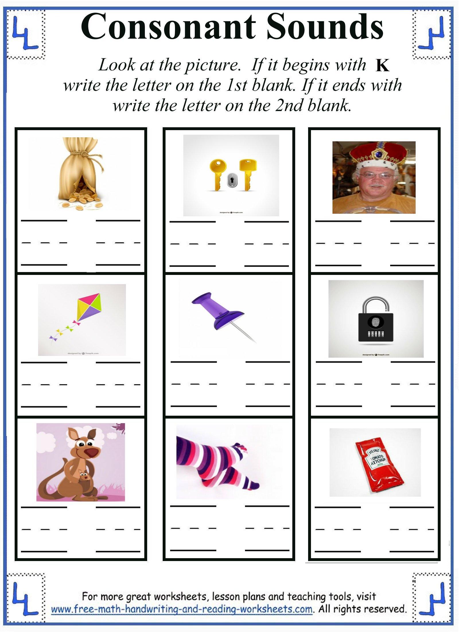 letter k worksheets activities. Black Bedroom Furniture Sets. Home Design Ideas