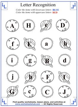 A Letter Of Recognition from www.free-math-handwriting-and-reading-worksheets.com