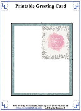 mothers day greeting cards 1