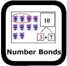 number bonds worksheets 00