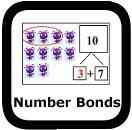 number bonds worksheets 00
