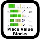 place value blocks 00