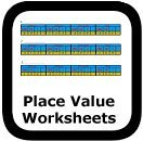 place value worksheets 00